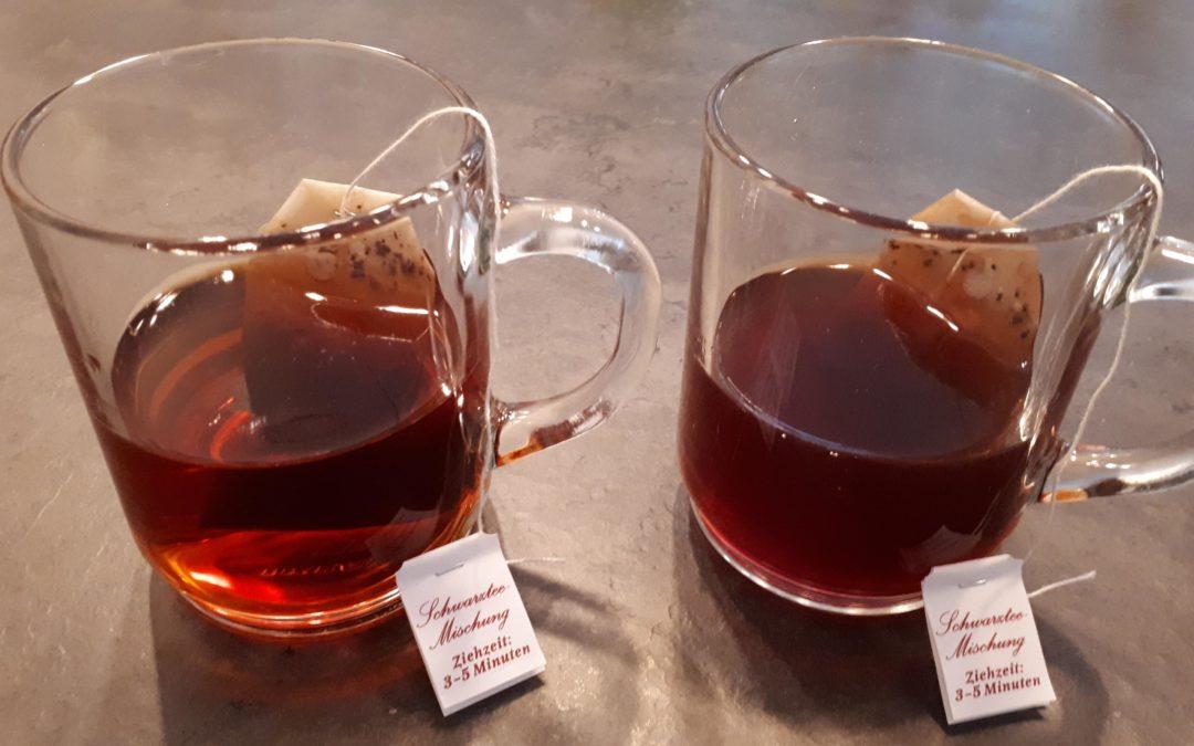 Für welchen Tee würden Sie sich entscheiden?